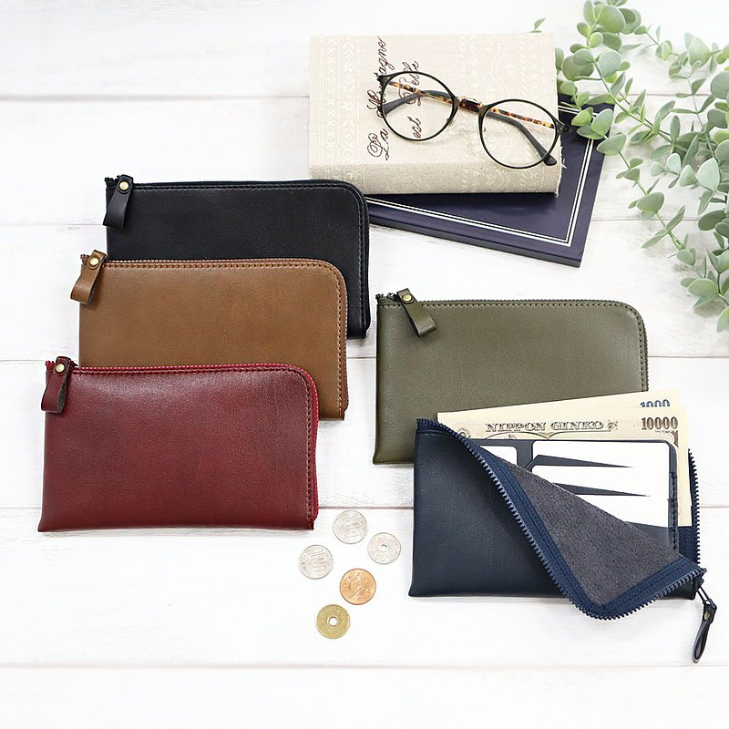 Thin long wallet Cards are included and easy to see the coins 5 colors available