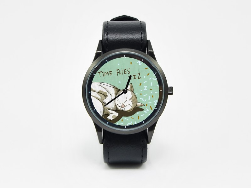Illustration Watch Illustration X Watch - Time flies