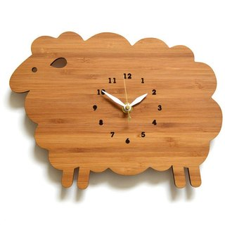 Sheep Wall Clock