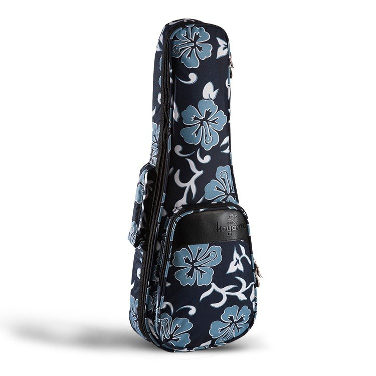 KYM-F21 21-inch Ulrich bag 20mm thick piano bag Flora Ukulele Bag