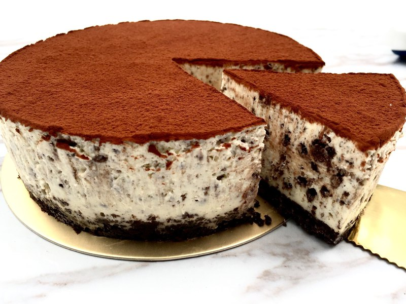 Oreo巧克力生乳酪蛋糕
