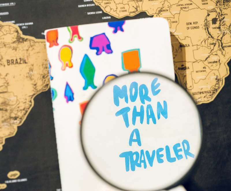 More than a Traveler Travel Task Book 2.0