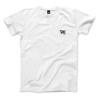 nice to MEAT you - Cattle - White - Unisex T-Shirt