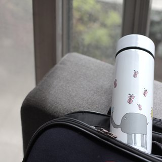 (Add purchase) graffiti 304 stainless steel vacuum flask 500ML