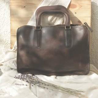 Leather bag _B028