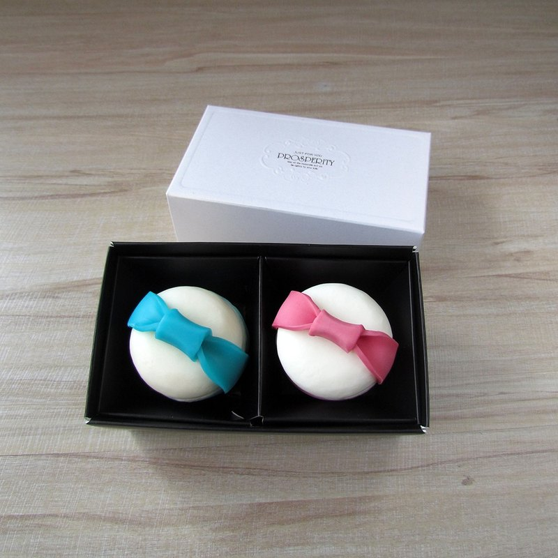 Wedding small things ─ two into bow Macaron gift
