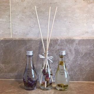 Petal Fragrance Essential Oil Reed Diffuser (50ml*3)
