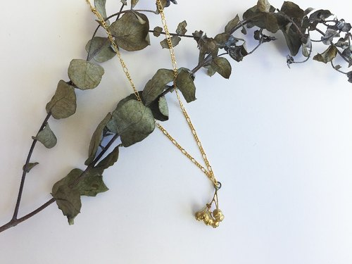 Little Botanic Garden: necklace