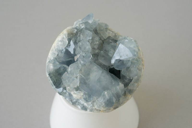 Sky Blue Celestite Crystal #6
