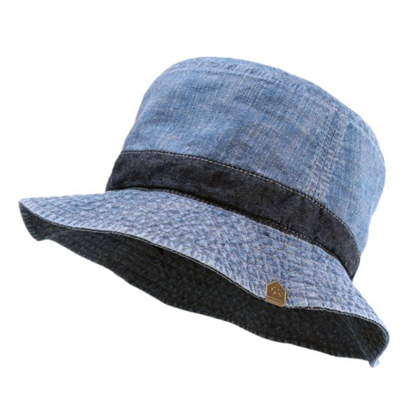 Sea day. Yashi hat / fisherman hat (Hawthorn / can be double-sided)