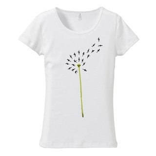 [Women's T-shirt] Dancing Spring