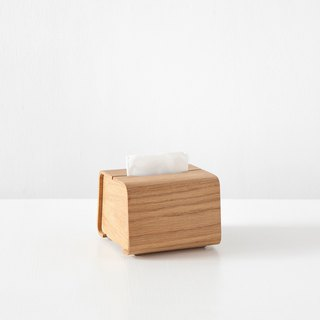 Tetrad Handmade Wooden Carton T | White Oak