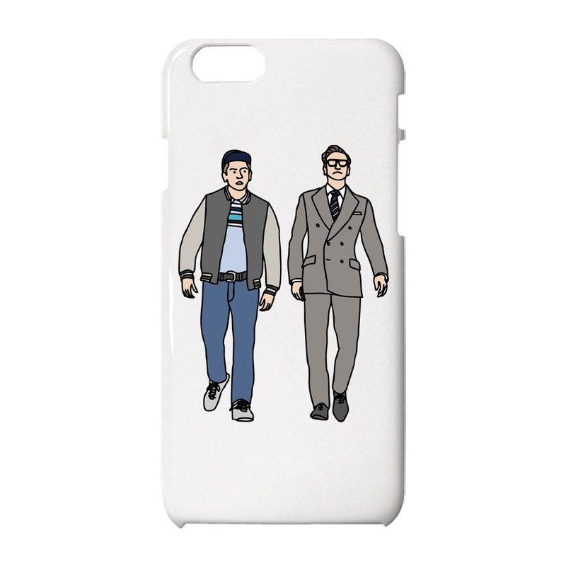Harry & Eggsy iPhoneケース