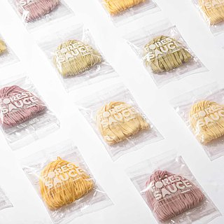 [Forest Pasta / Taiwan Free Shipping] 12 packs combination (pepper / hemp sauce / spicy / sand tea / sesame oil / oil onion)