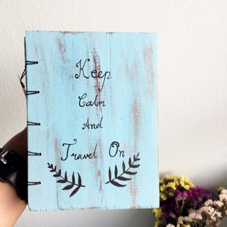 notebook handmadenotebook wood woodcover diary binding