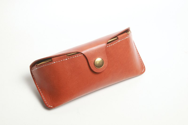 [BEIS] Handmade | Spectacle Case | Leather Imported From Japan