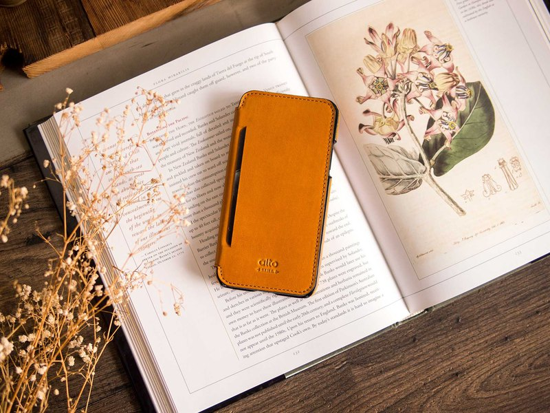 Alto Foglia for iPhone Xs – Caramel