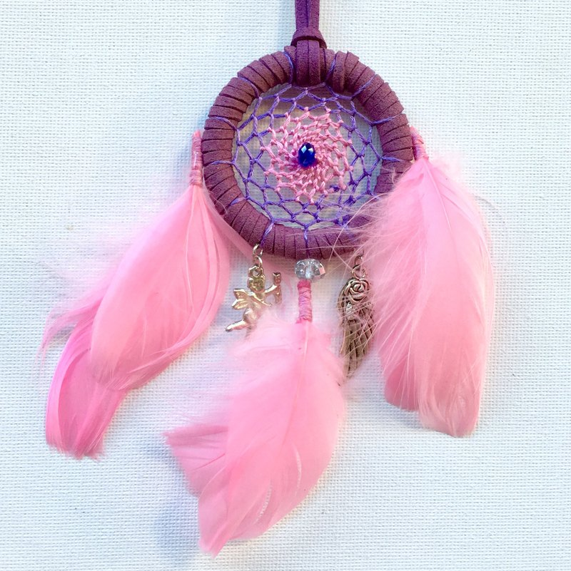 I love love | Dreamcatcher Charm