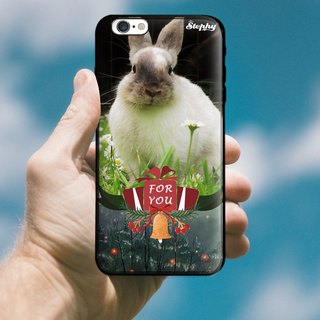 """Pet"" Christmas custom mobile phone case"