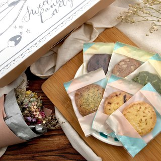 Okara cookies Souvenir long box