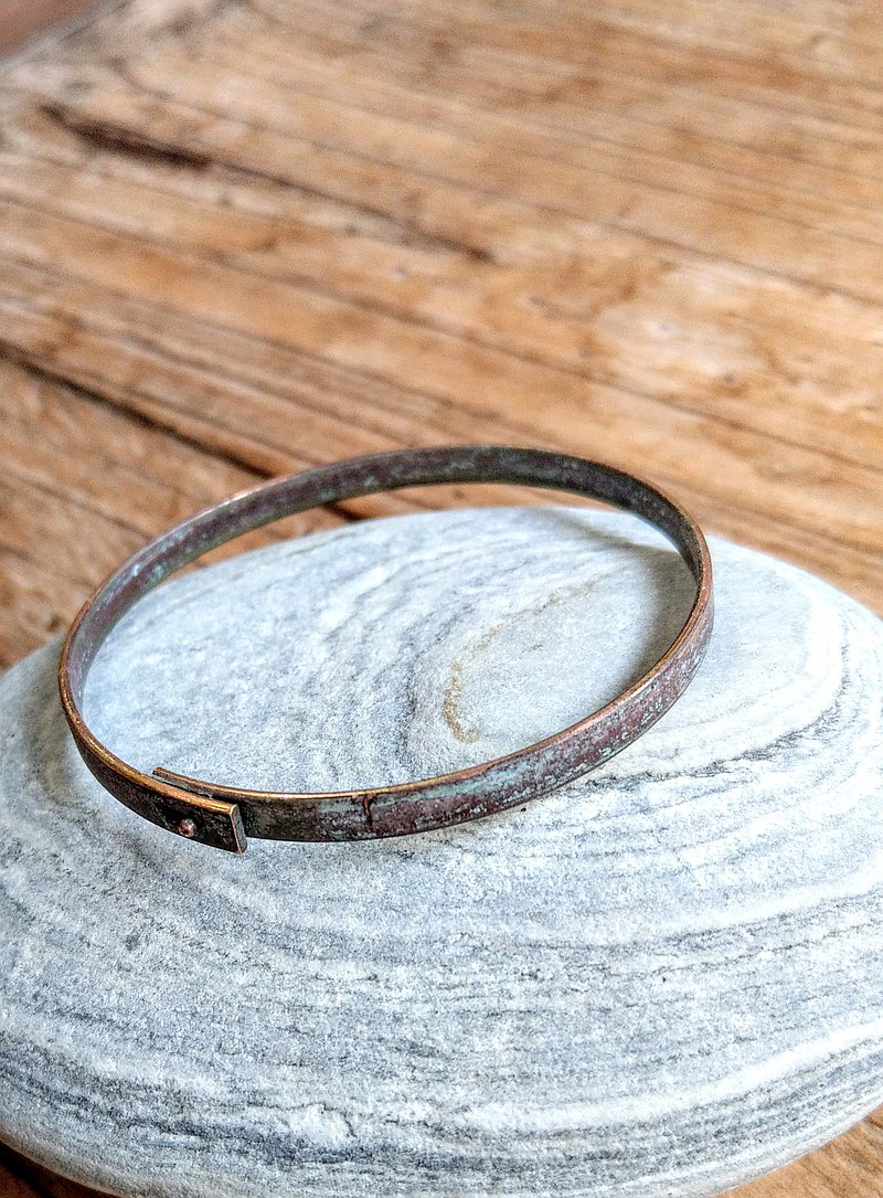 Oˋre Jewelry _Patina series_Bracelet_Bracelet_Copper_can be customized