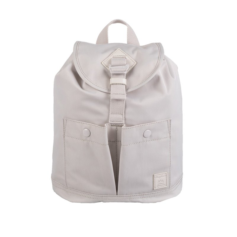 Doughnut Waterproof Soda Cracker Mini Backpack - Rock Ash