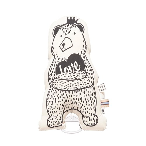 Bear preferred Bear hug music pillow Bear Musical Cushion