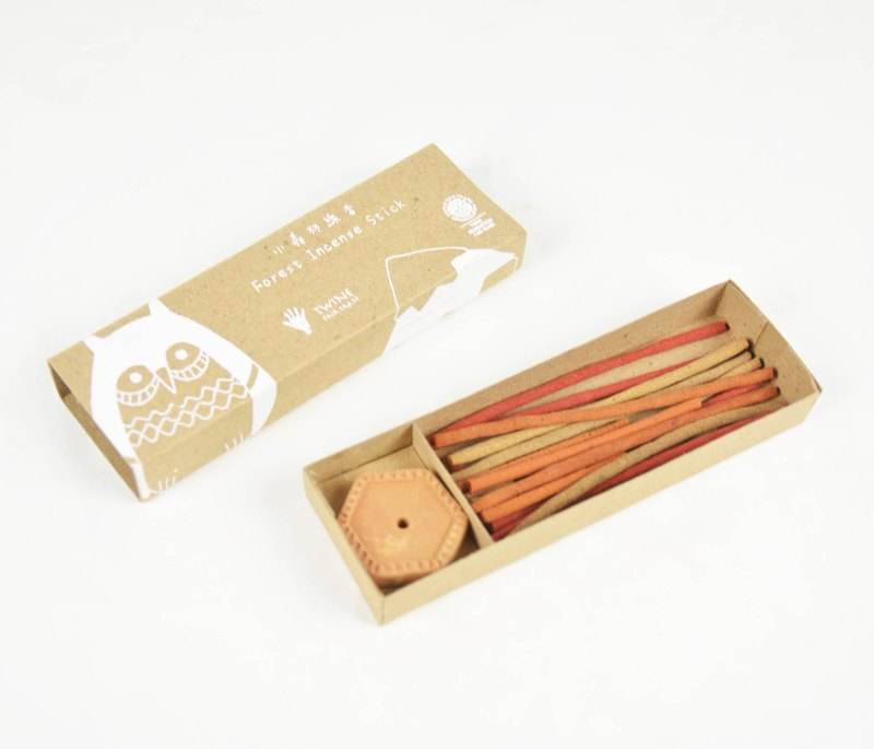 Small forest line incense - fair trade
