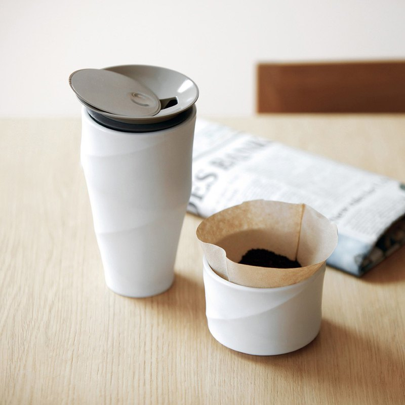 WAVE / coffee cup set