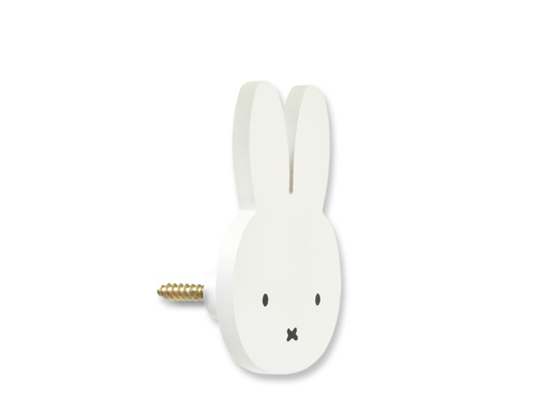 Miffy Wall Hook 18cm