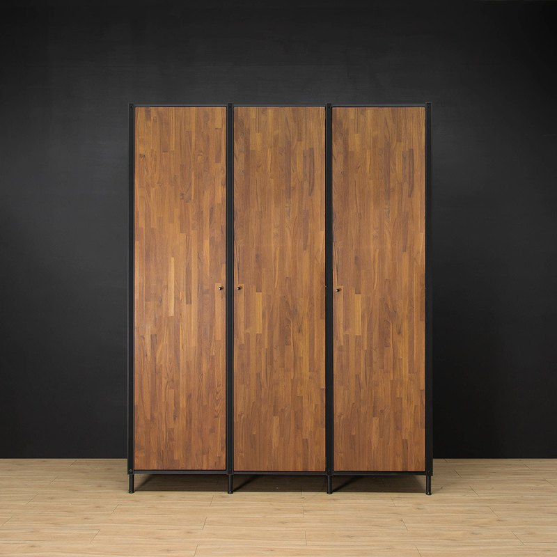 Creesor-Lumiere 60 industrial wardrobe