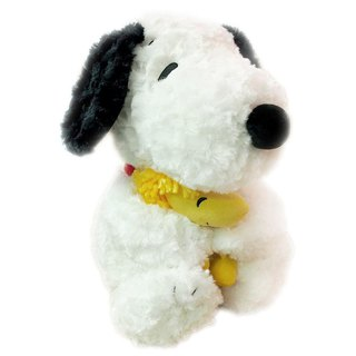 Snoopy happiness is hug (L) [Hallmark-Peanuts 史奴比绒毛]