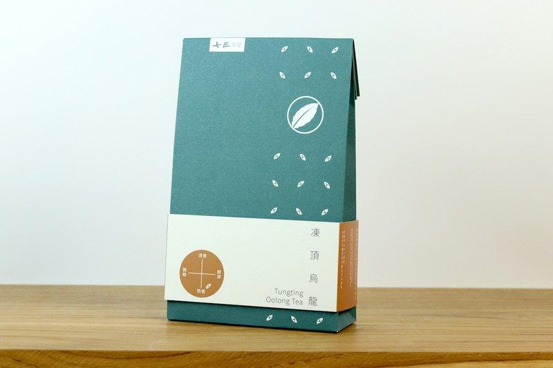 凍頂烏龍茶-生活袋(茶包 28入/茶葉 200g)