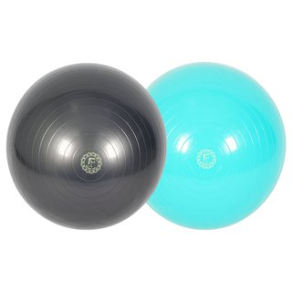 Funsport Fitness Fitness Ball (75cm) Send Inflator (Resistance Ball / Yoga Ball / Sports Ball)
