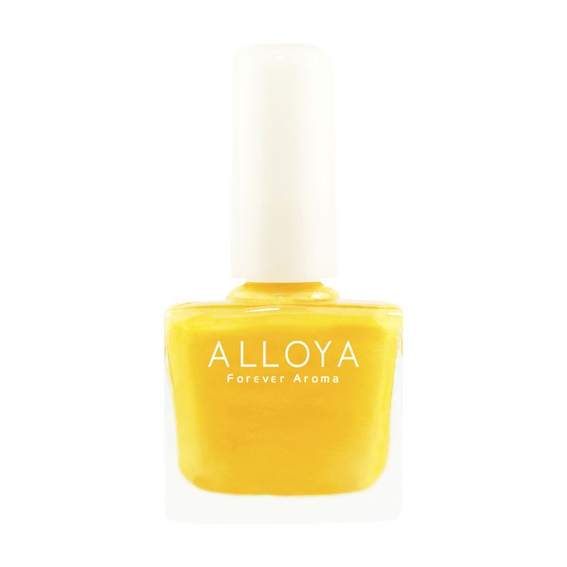 Water-based non-toxic finger color 048 candy honey yellow / persistent + quick-drying
