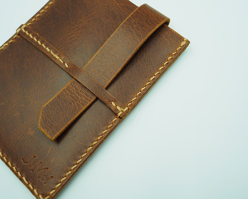 Dark Camel ‧ Business Card / Card Holder