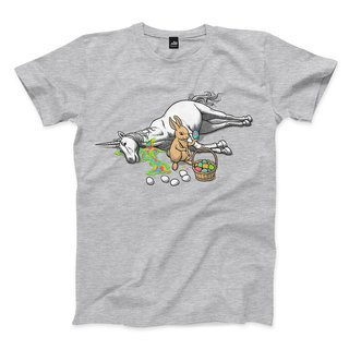 Death and Prosperity - Deep Hemp Grey - Neutral T-Shirt