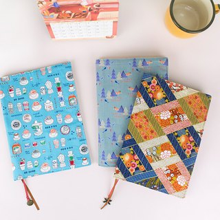 A5/25K adjustable cotton linen multi-function book / book cover / book cover (A7 ~ A9)