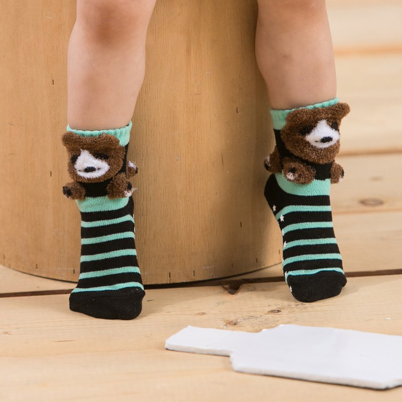 PayPal 3D doll baby socks _ naughty bear