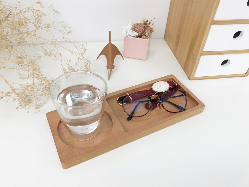 Elm - storage long tray / gift