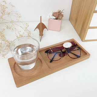Elm - long tray