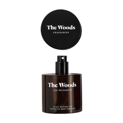 The Woods gentleman perfume by Brooklyn Soap Company