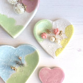 Be my Valentines Heart Shaped Dishes