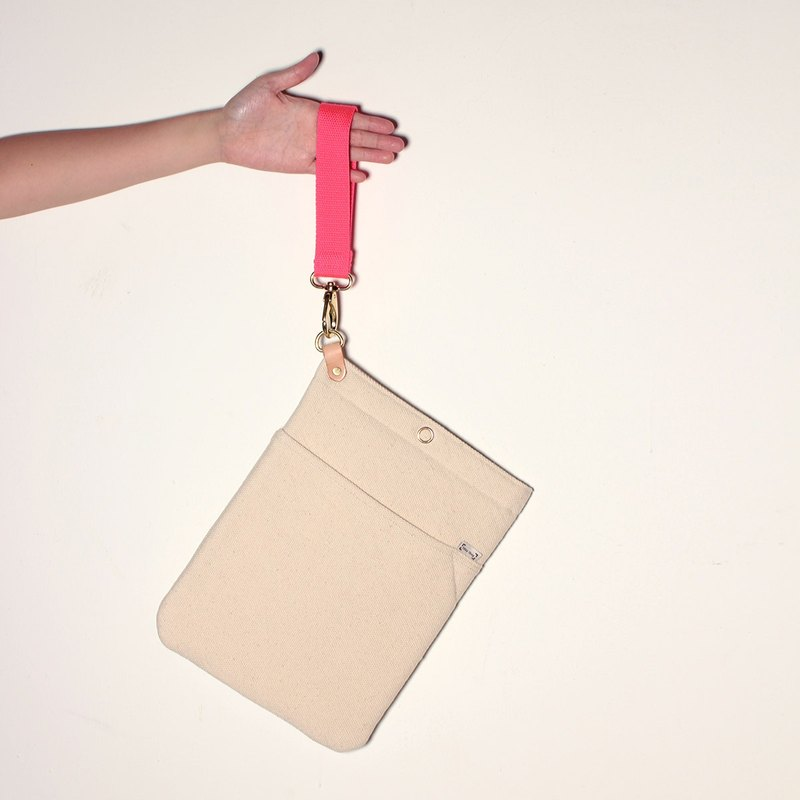 Tablet PC bag clutch last one