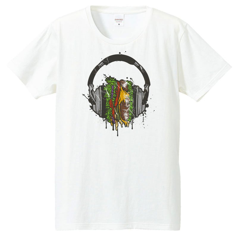 T-shirt / Junkie music