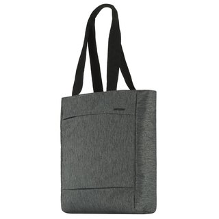[INCASE] City General Tote 13-inch City Laptop Long Tote Bag (Gray Grey)