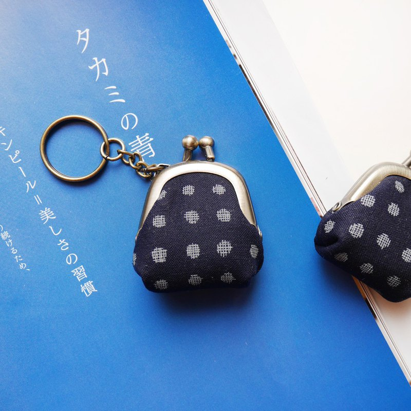 Five generations Yuzuo exquisite mouth gold package / key ring / wedding small things [Made in Taiwan]
