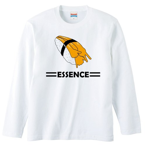 [Long sleeve T-shirt] Essence 2