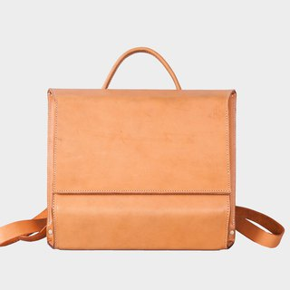 Hsu & Daughter Geometric Stereo Backpack (Large) [HDA0034]