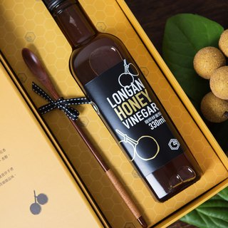 Mid-Autumn Festival gift box l Longan honey vinegar gift box (longan honey vinegar × Japanese-style hibiscus)